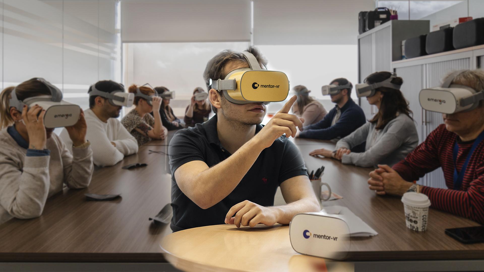 Captación de Talento con Realidad Virtual